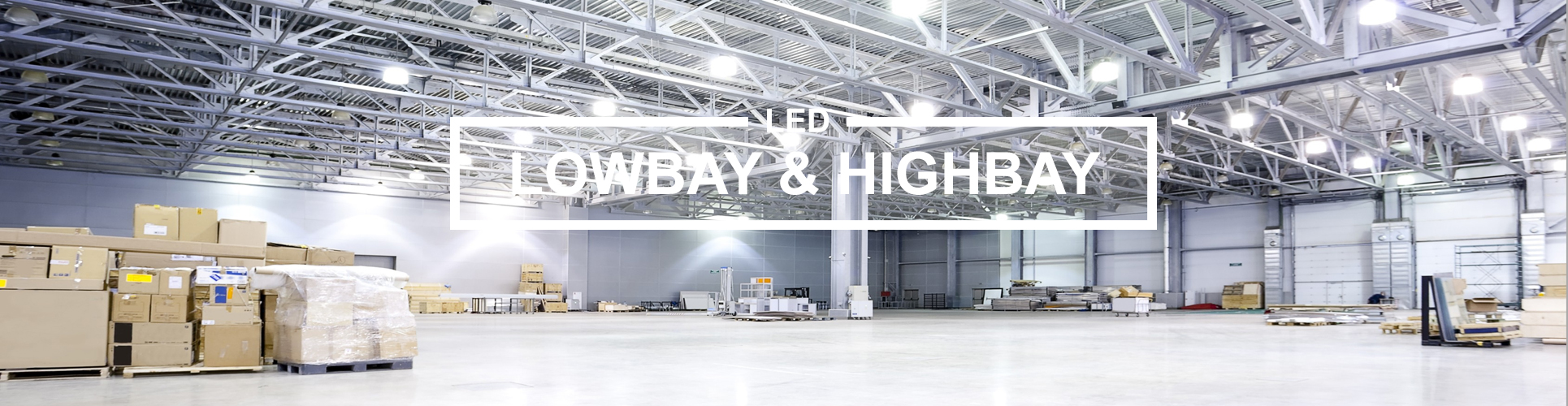 Lowbay & highbay lighting