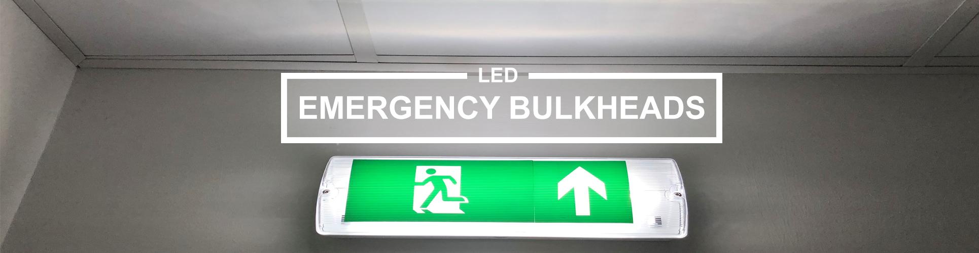 Emergency bulkheads