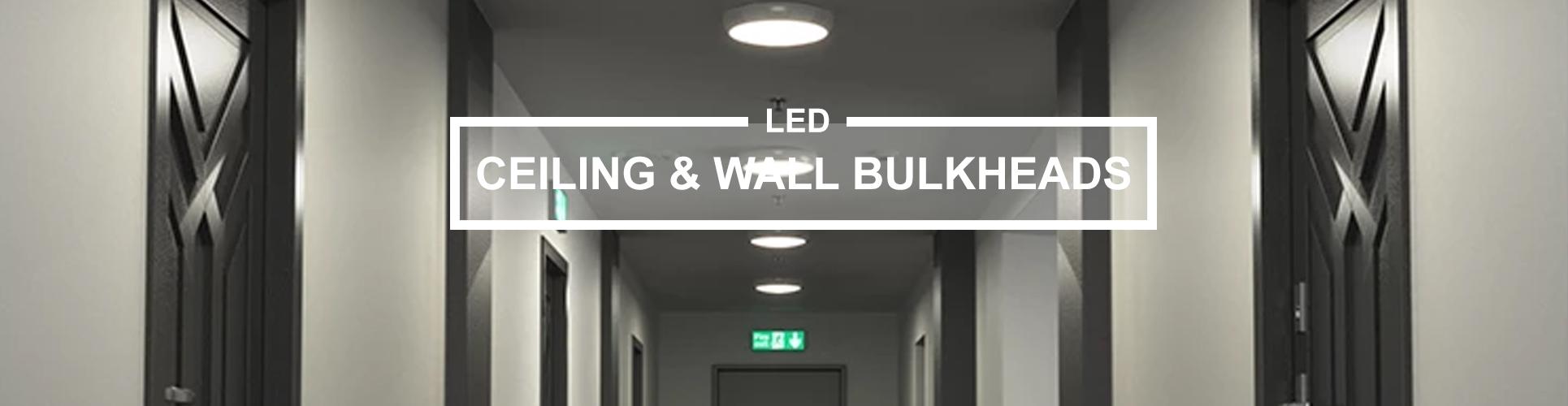 Ceiling & wall bulkheads