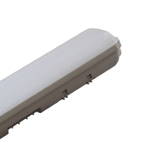 Non-corrosive batten lights