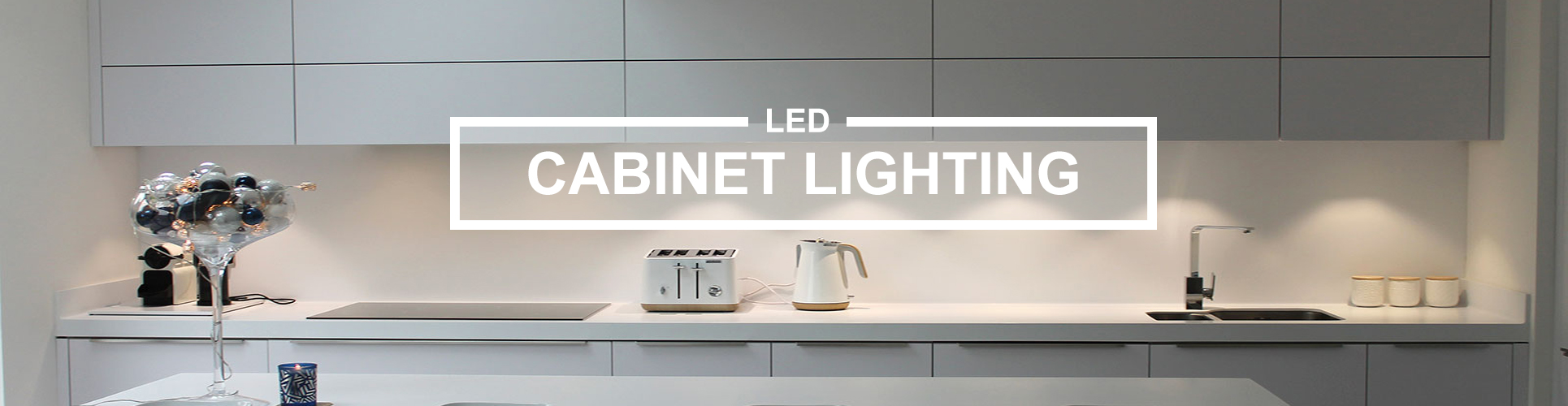 LED linklights & cabinet lights