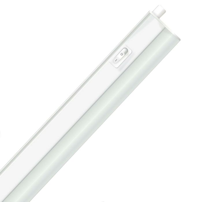 LED Kitchen Under Unit Cabinet Lighting Linkable 4 Watts 313mm CCT Colour Changeable 2700K 4000K 6500K